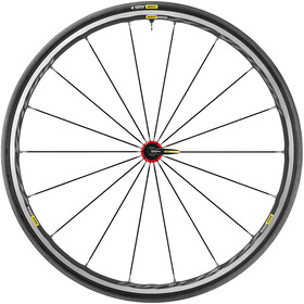 Mavic Ksyrium Elite UST Front Wheel black/red